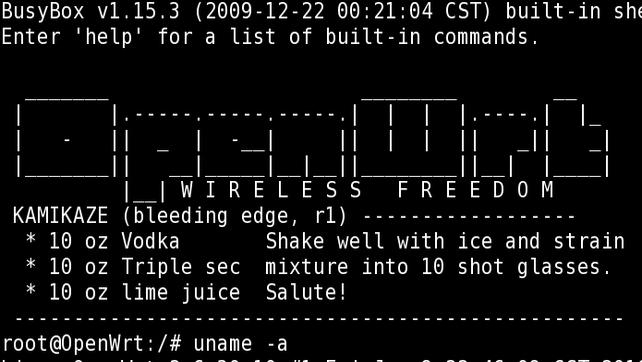 OpenWrt – Serwer VPN na xl2tpd: