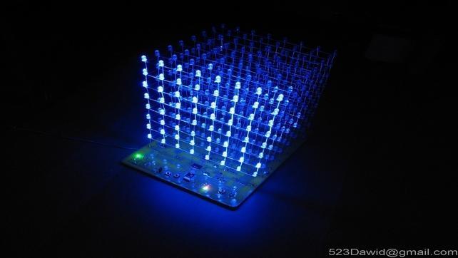 Cool Led Cube