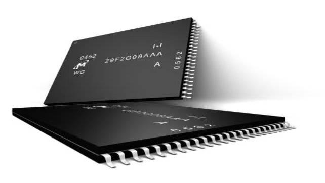 Samoregenerujące pamięci flash