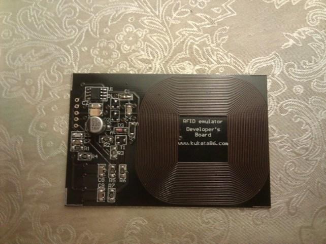 RFID emulator