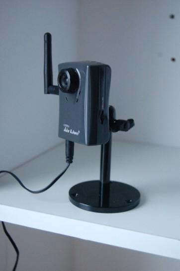 Kamera IP do domu ? Testy kamery IP AirLive WN-200HD