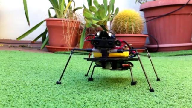 ArduSpider – mini robot pająk