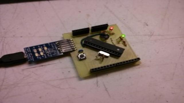 Jak zbudować swoje Arduino na jednostronnej płytce?