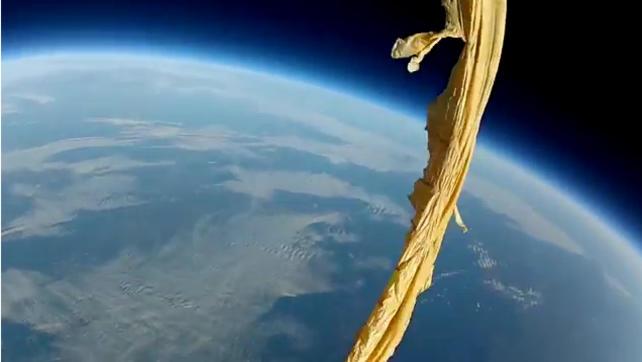 Podróż FPV w kosmos i z powrotem
