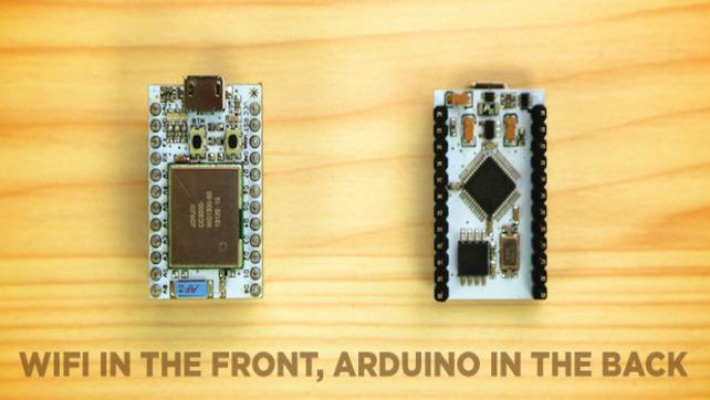 Płytki Spark Core i masz Arduino z WiFi wszędzie