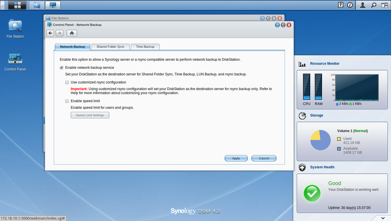 synology_enable_netbackup_1