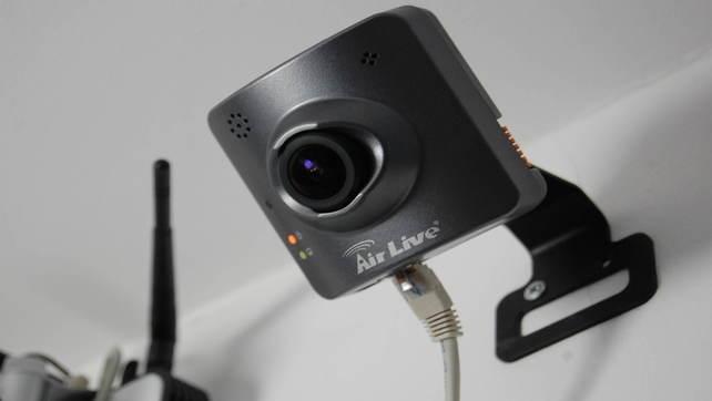 Test kamery FishEye AirLive FE-200CU