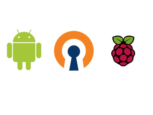 Raspberry Pi OpenVPN Android
