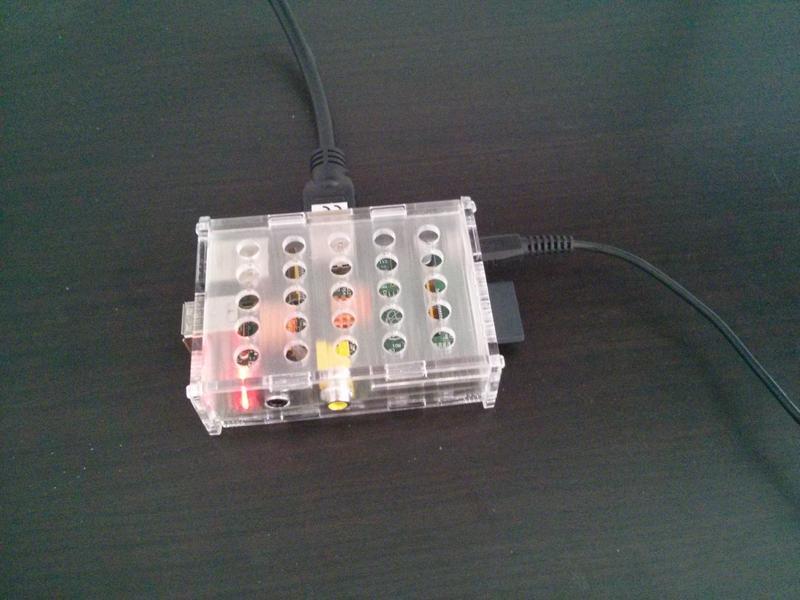 Raspberry Pi na OpenWRT