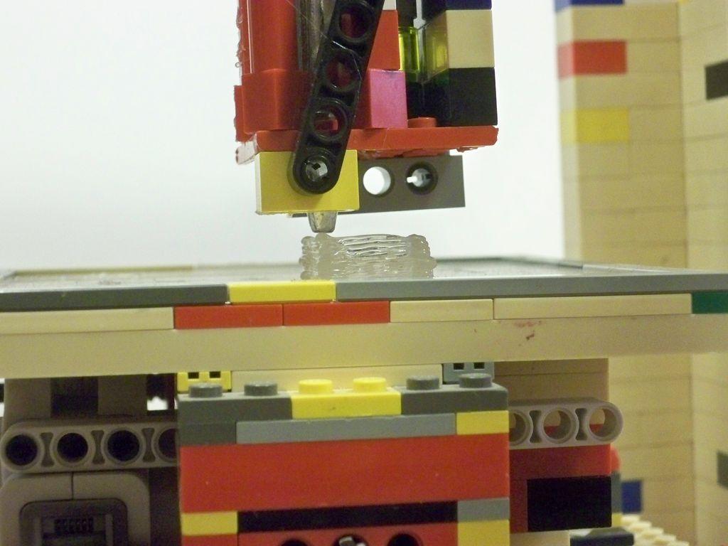 Drukarka 3D z LEGO