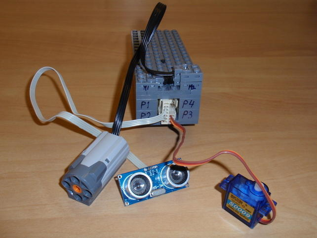 LegoDuino czyli klocki lego z Arduino dla dorosłych
