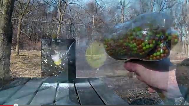 Domowej roboty i tani Air Soft Gun