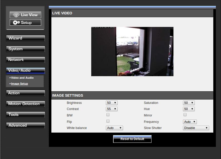 TRENDnet TV-IP672W_konfigracja_audio_wideo2