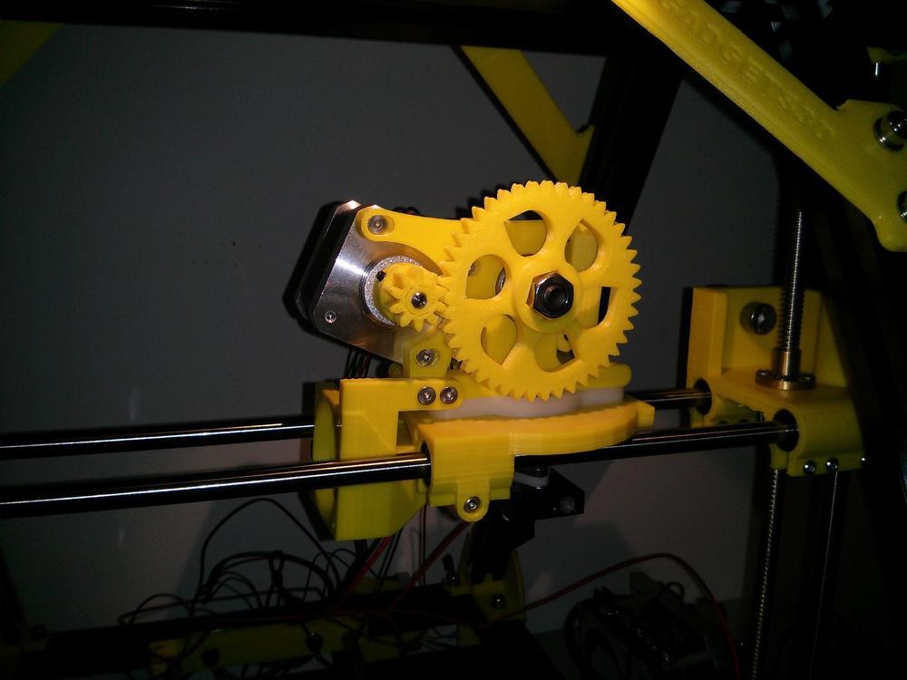 Drukarka 3D dziennik budowy cz3