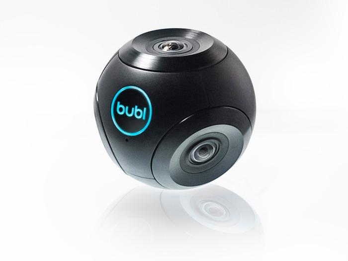 Bublcam kamera 360º