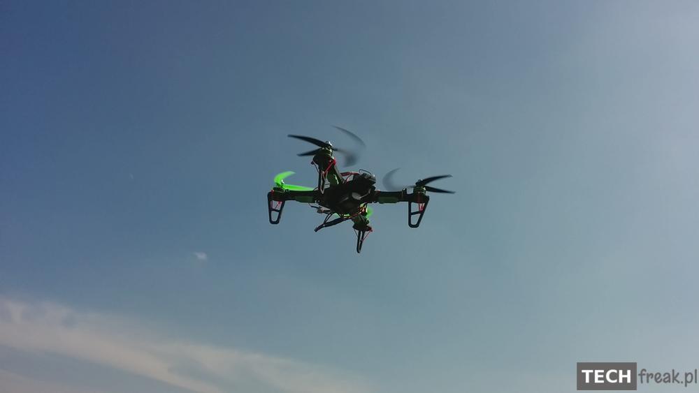 Miniquadcopter Hobbyking FPV250