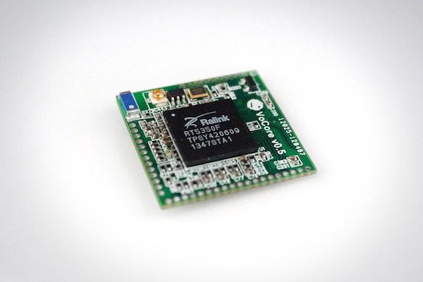 VoCore mikro komputer z WiFi