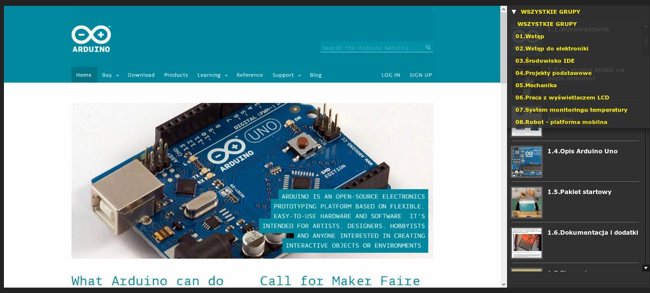 Kurs Arduino od podstaw