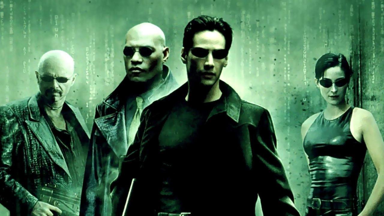 Efekt Matrixa w konsoli