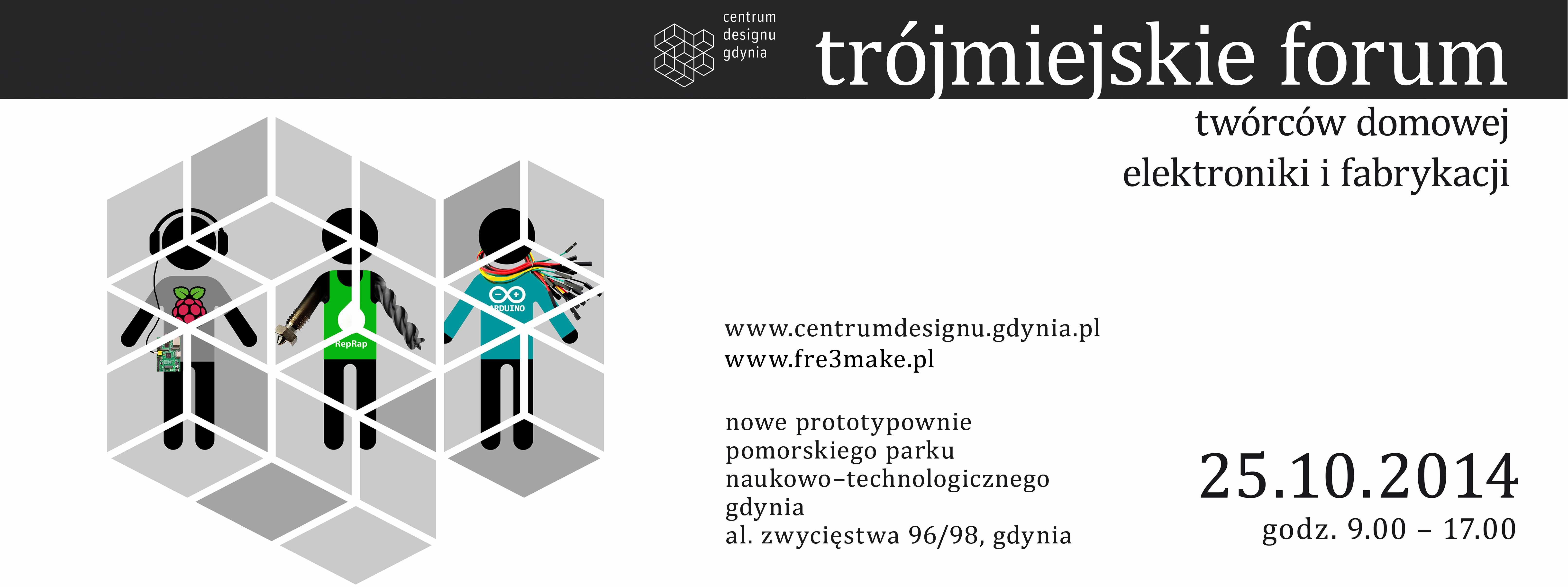 FRE3MAKE – trójmiejskie forum twórców domowej elektroniki i fabrykacji