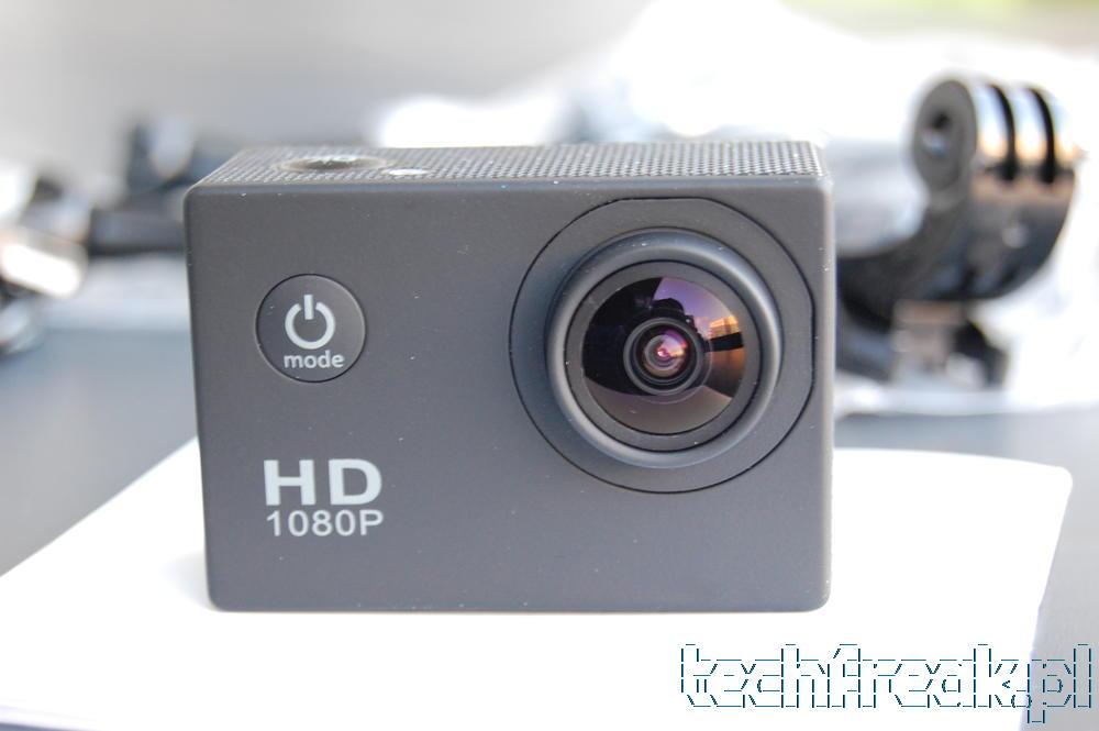 [Foto wpis] Mini kamerka SJ4000