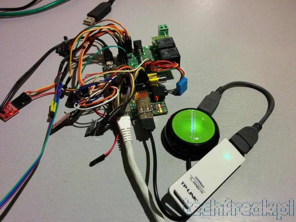 Jak zrobić dostęp do Raspberry Pi po Wifi