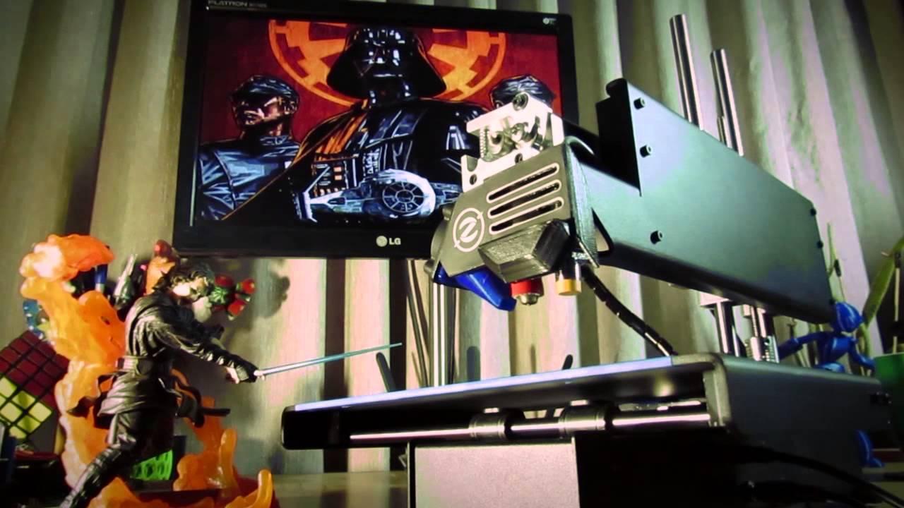 Muzyczka Mario i StarWars prosto z drukarki 3D