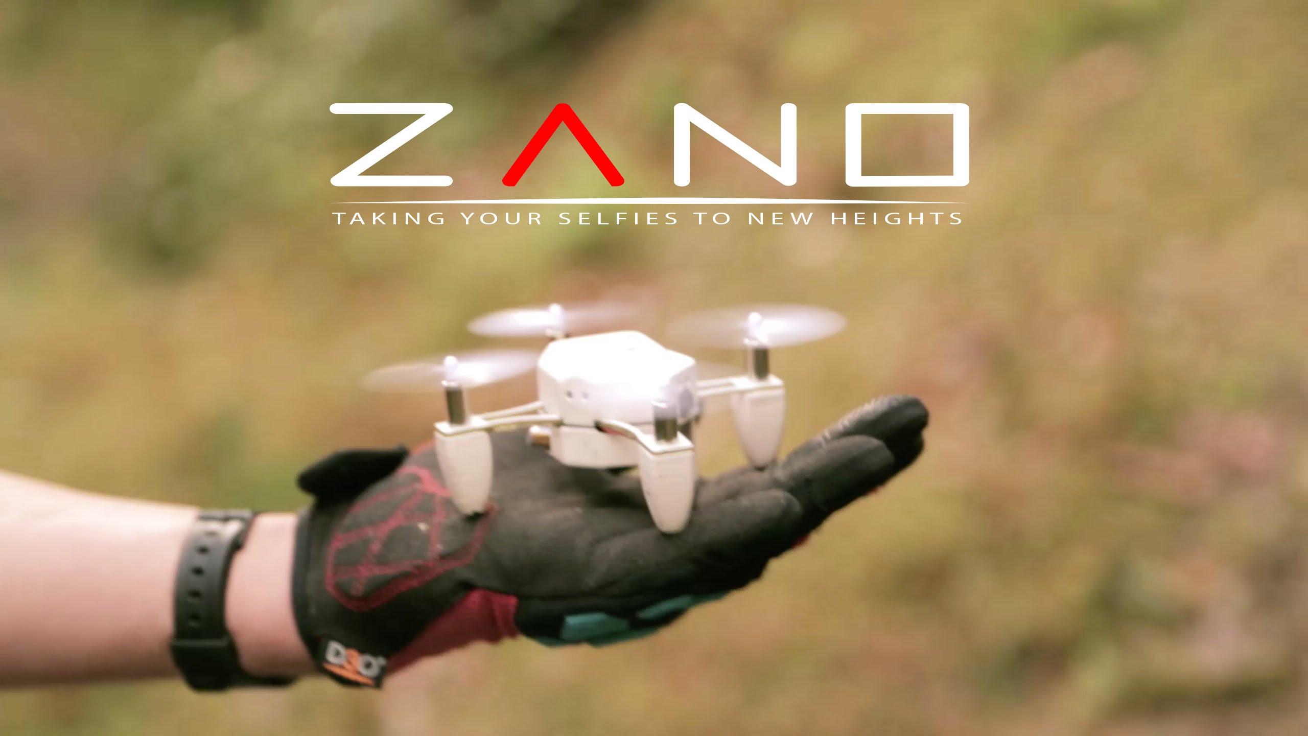 Zano nano quadcopter do robienia fotek na fejsa