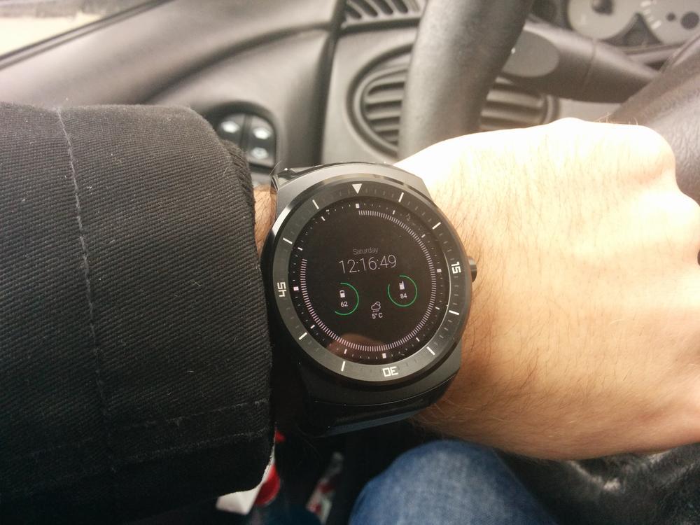 LG G watch R recenzja