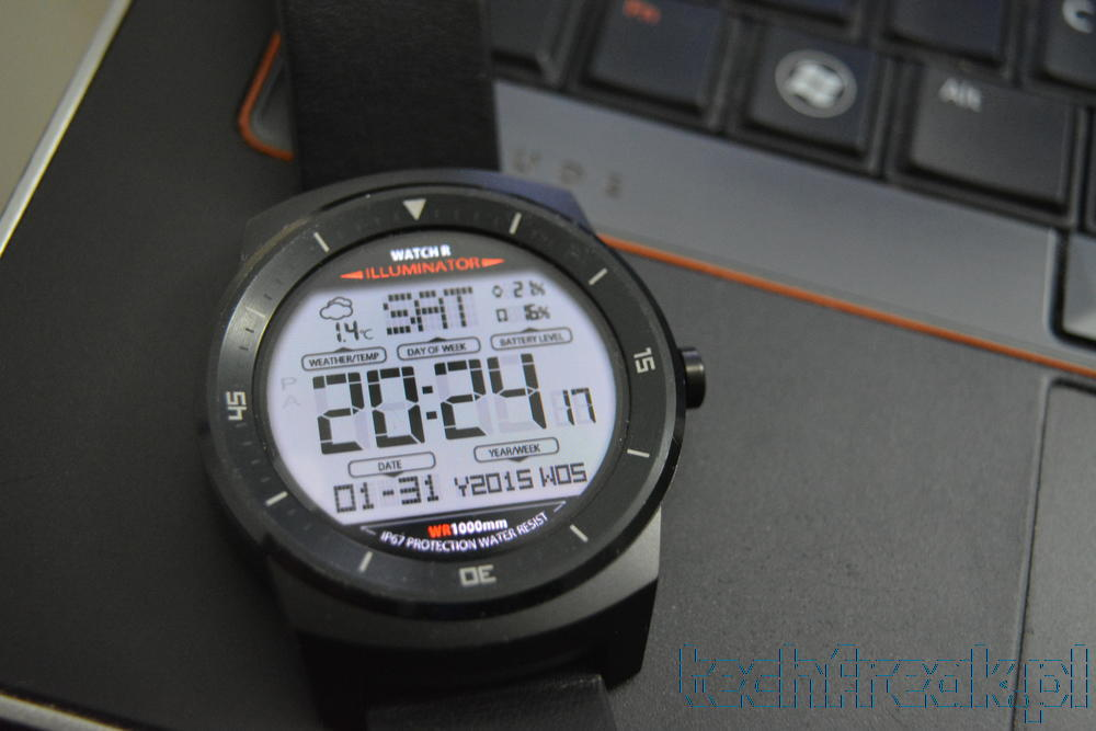 LG G watch R hack & mods