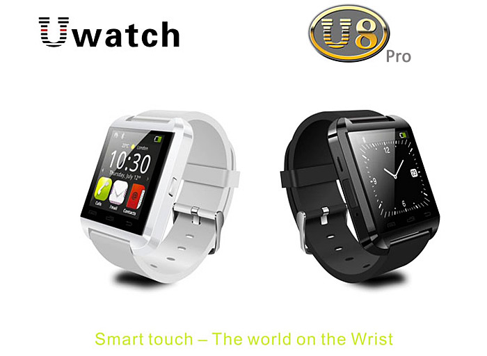 U Watch U8 Pro Smartwatch – alternatywny smartwatch