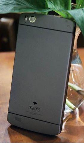 Manta 7X - tył
