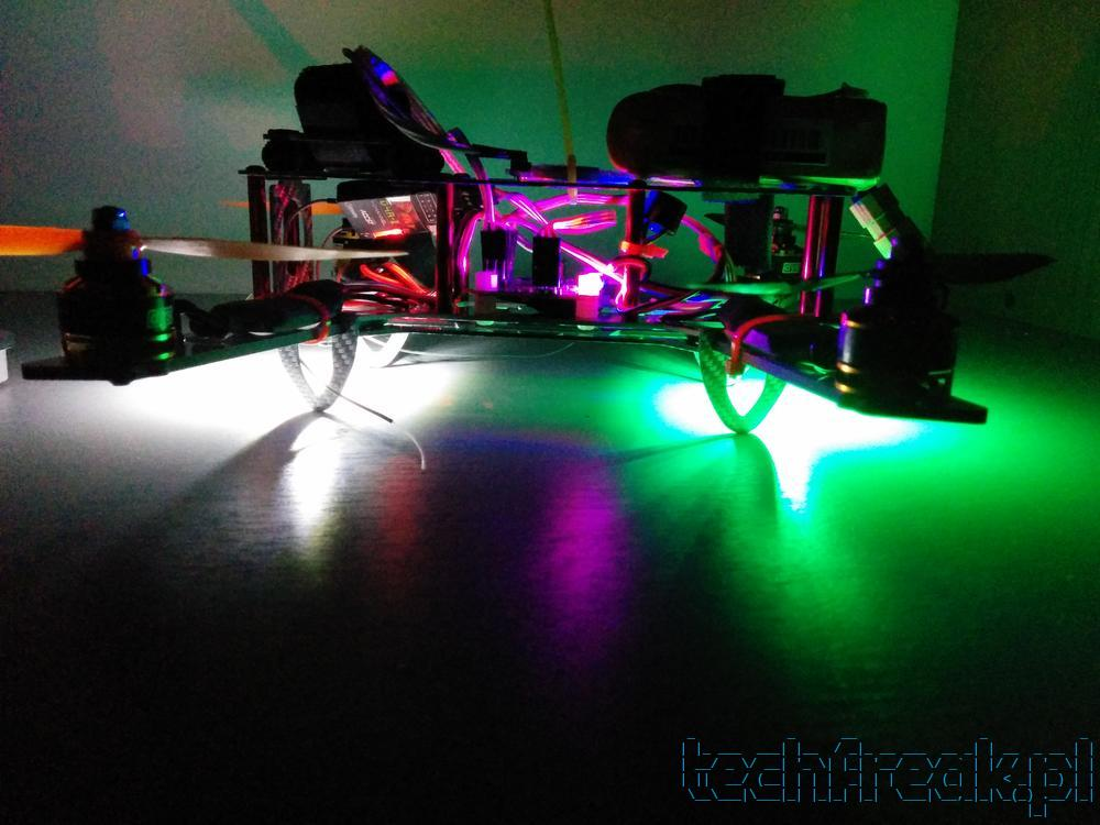 Diatone 37# nowa rama dla quadcoptera
