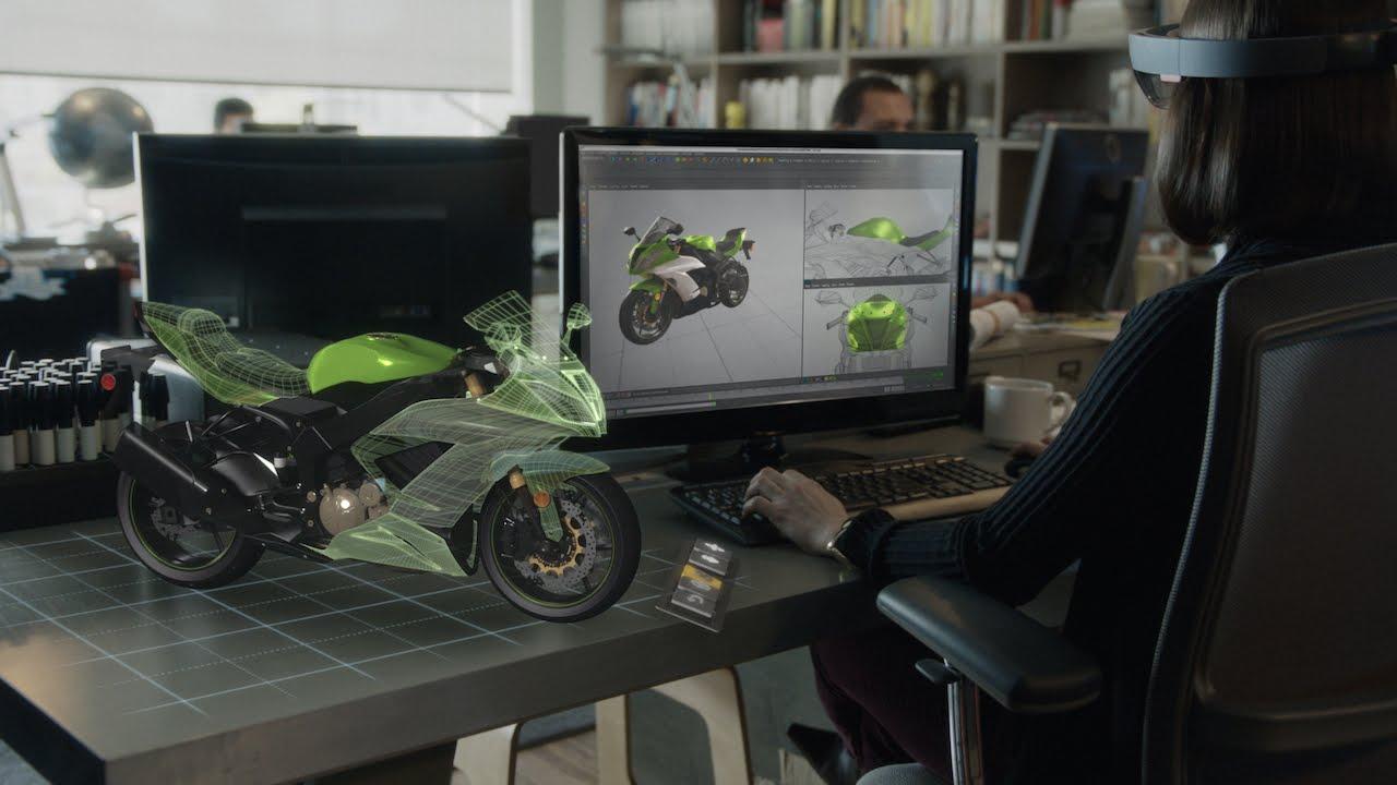Hololens – Rozszerzenie rzeczywistości od Microsoftu