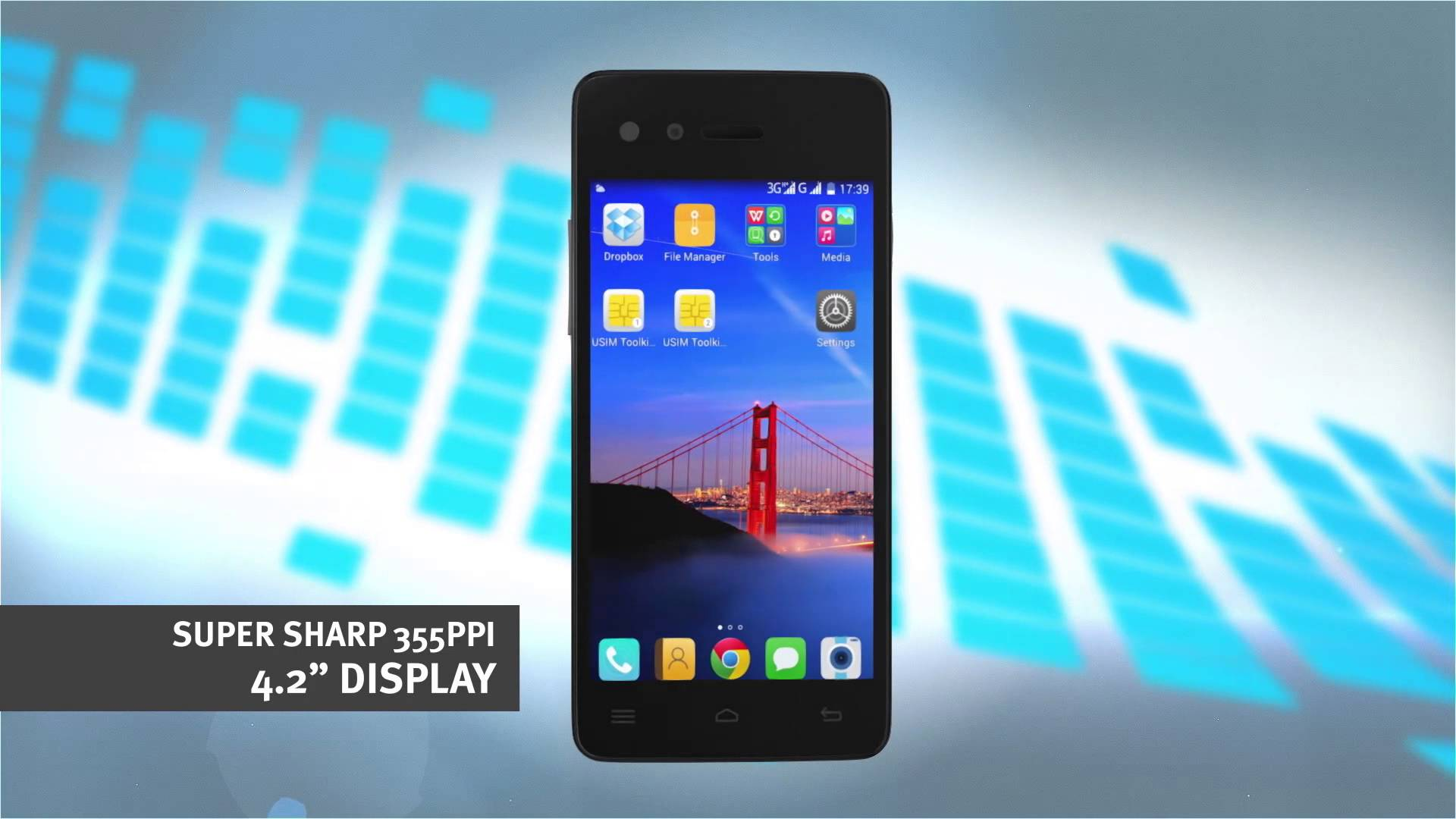 InFocus M2 tanie smartfony atakują