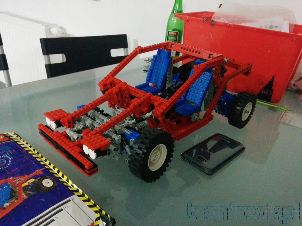 lego technic 8865 test car z 1988 techfreak. Black Bedroom Furniture Sets. Home Design Ideas