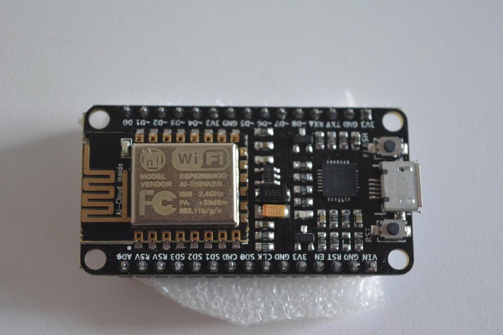 Bezprzewodowe przekaźniki na ESP8266 ESP-12E