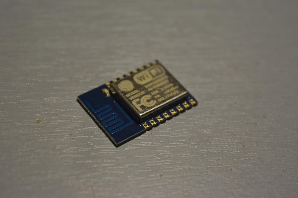 ESP8266 – jak używać ESP12