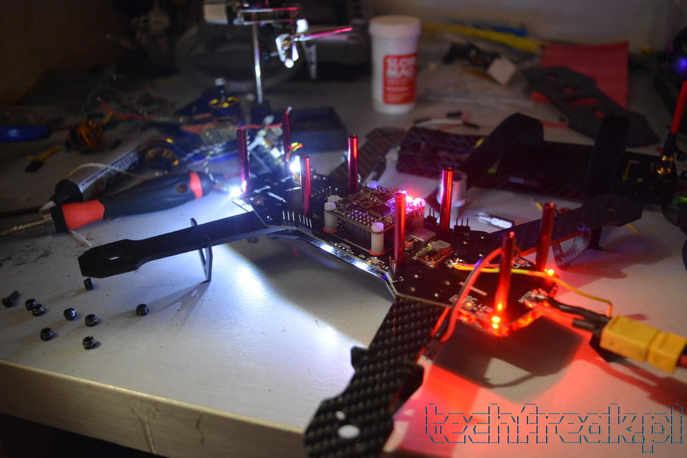 techfreak_RCX_H250CF_PCB_mini_fpv_drone_quadcopter_led32
