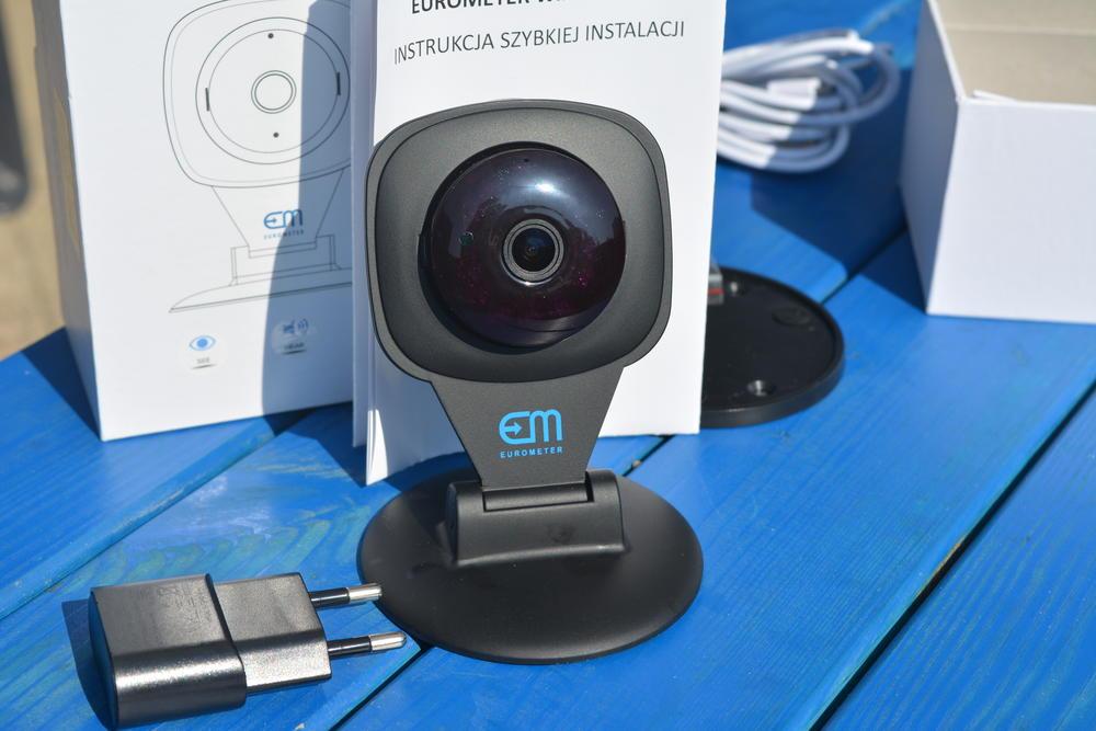 Domowa kamera Eurometer EU-113S