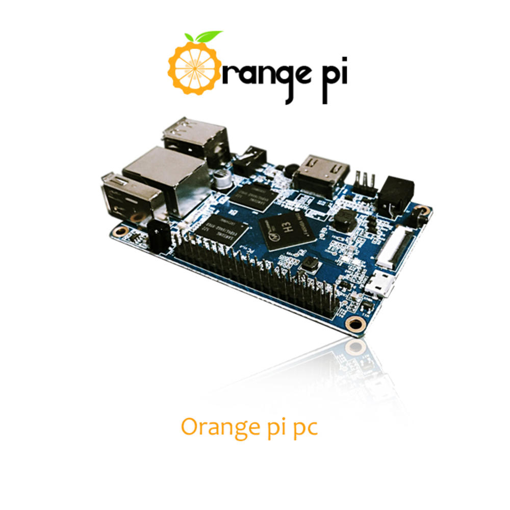 Orange Pi konkurencja dla Raspberry Pi