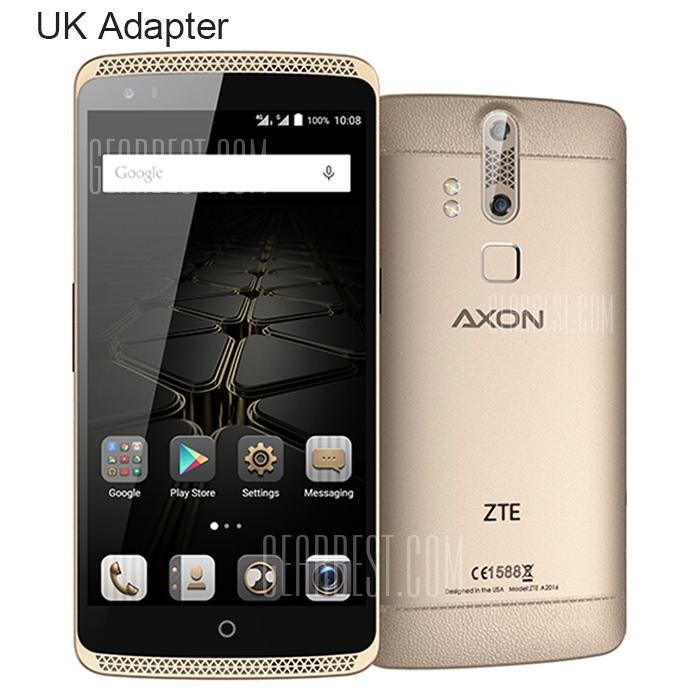 ZTE Axon Elite 4G – elegancja i moc