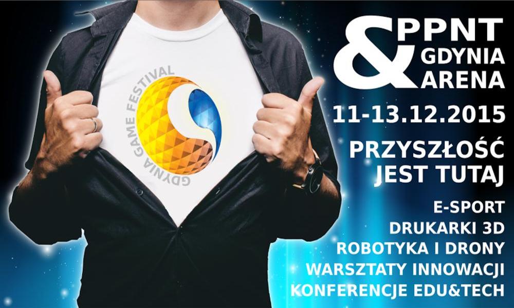Gdynia Game Festival już w grudniu
