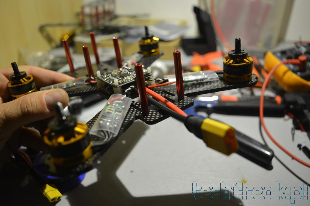 techfreak-Lisam-LS-180-FPV-quadcopter-matek-PDB-32