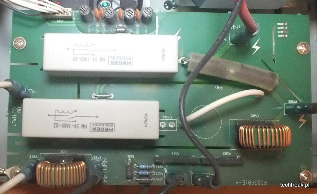 DC/AC moduł