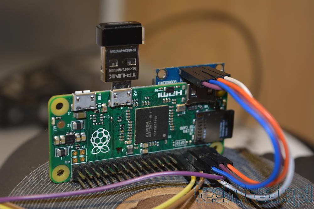 Raspberry Pi + oled ssd1306 - techfreak blog
