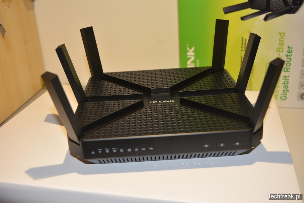 Test routera tp-link Archer C3200
