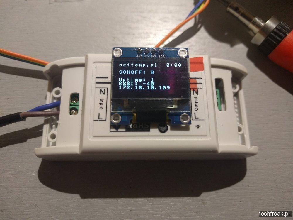 sonoff gotowy uk u0142ad do sterowania przeka u017anikiem na esp8266